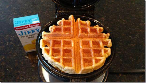 corn waffle