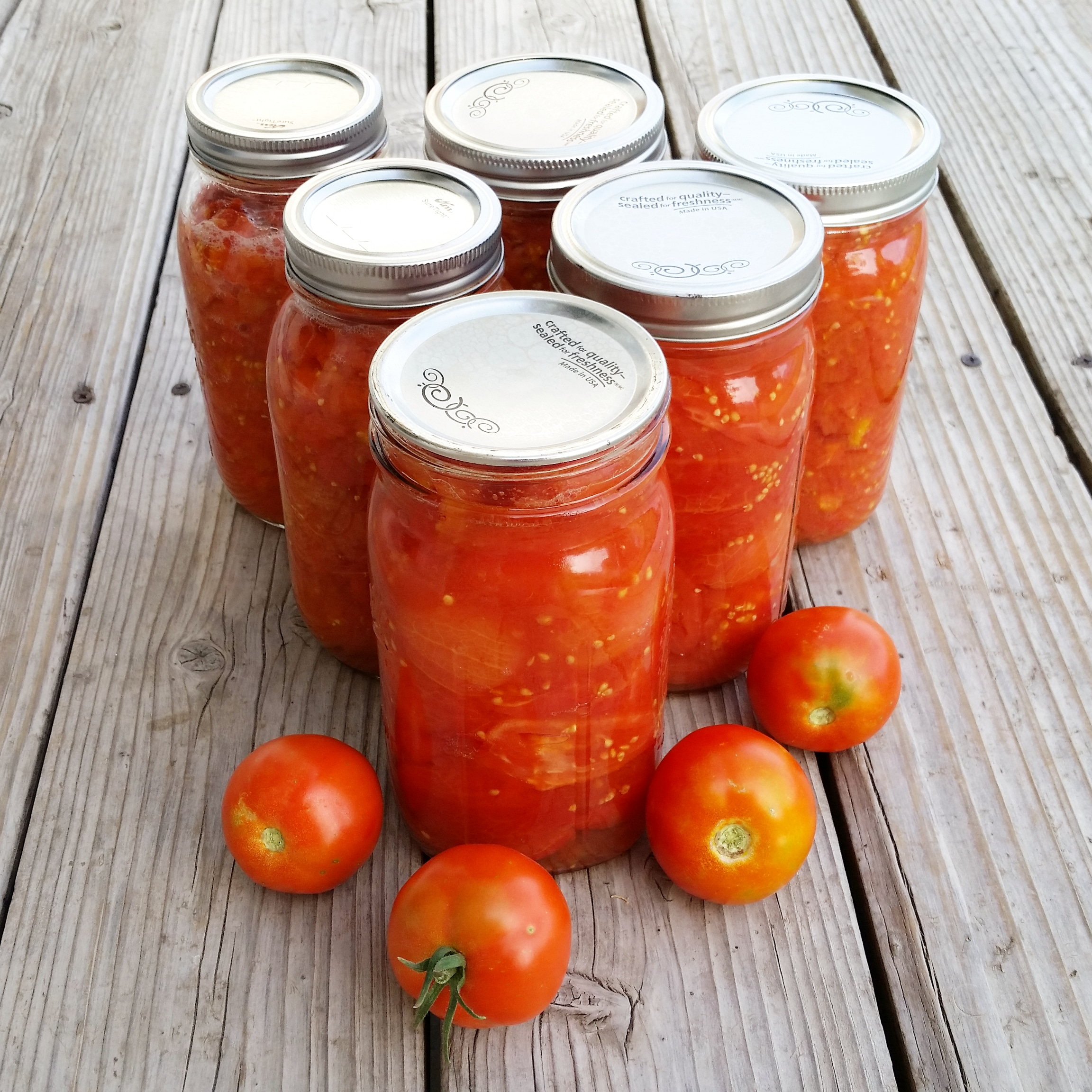 Cold Pack Steam Canning Tomatoes Easy Method Hearty Smarty
